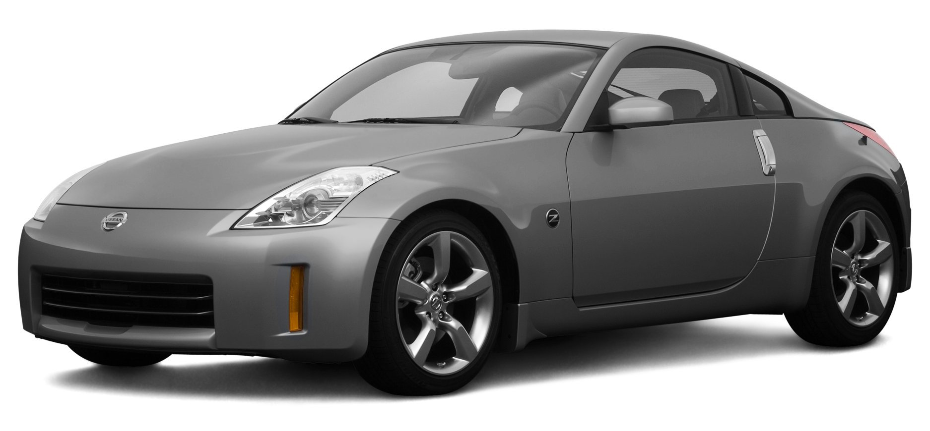 2008 Nissan 350Z, 2 Door Coupe Manual Transmission ...