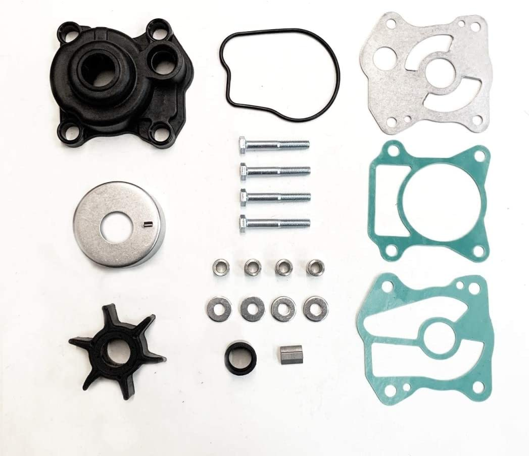 A.A Water Pump Impeller Kit for Honda BF35-BF50 Replaces 06193-ZV5-010, 06193-ZV5-020