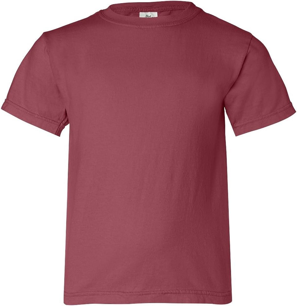 B0012OFKBW Comfort Colors 9018 - Youth Garment Dyed Ringspun T-Shirt 61HRybdI35L