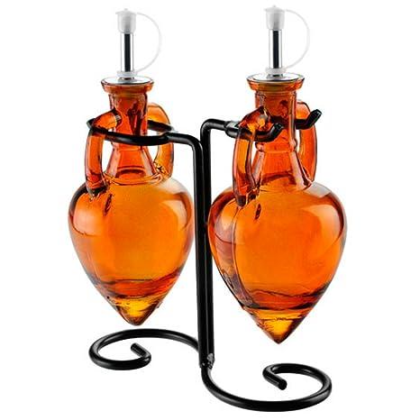 Amazoncom Olive Oil And Vinegar Dispenser Cruet Set Or Dish Soap