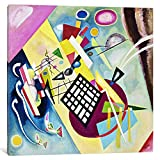 The artwork is crafted with 100-percent cotton artist-grade canvas, professionally hand-stretched and stapled over pine-wood bars in gallery wrap style - a method utilized by artists to present artwork in galleries. Fade-resistant archival inks guara...