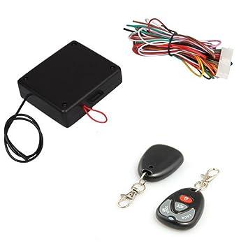 1 equipo de mando a distancia para coche, bloqueo de la cerradura de la puerta
