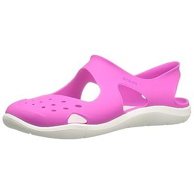 Crocs Women's Swiftwater Wave Sandal   Shoes