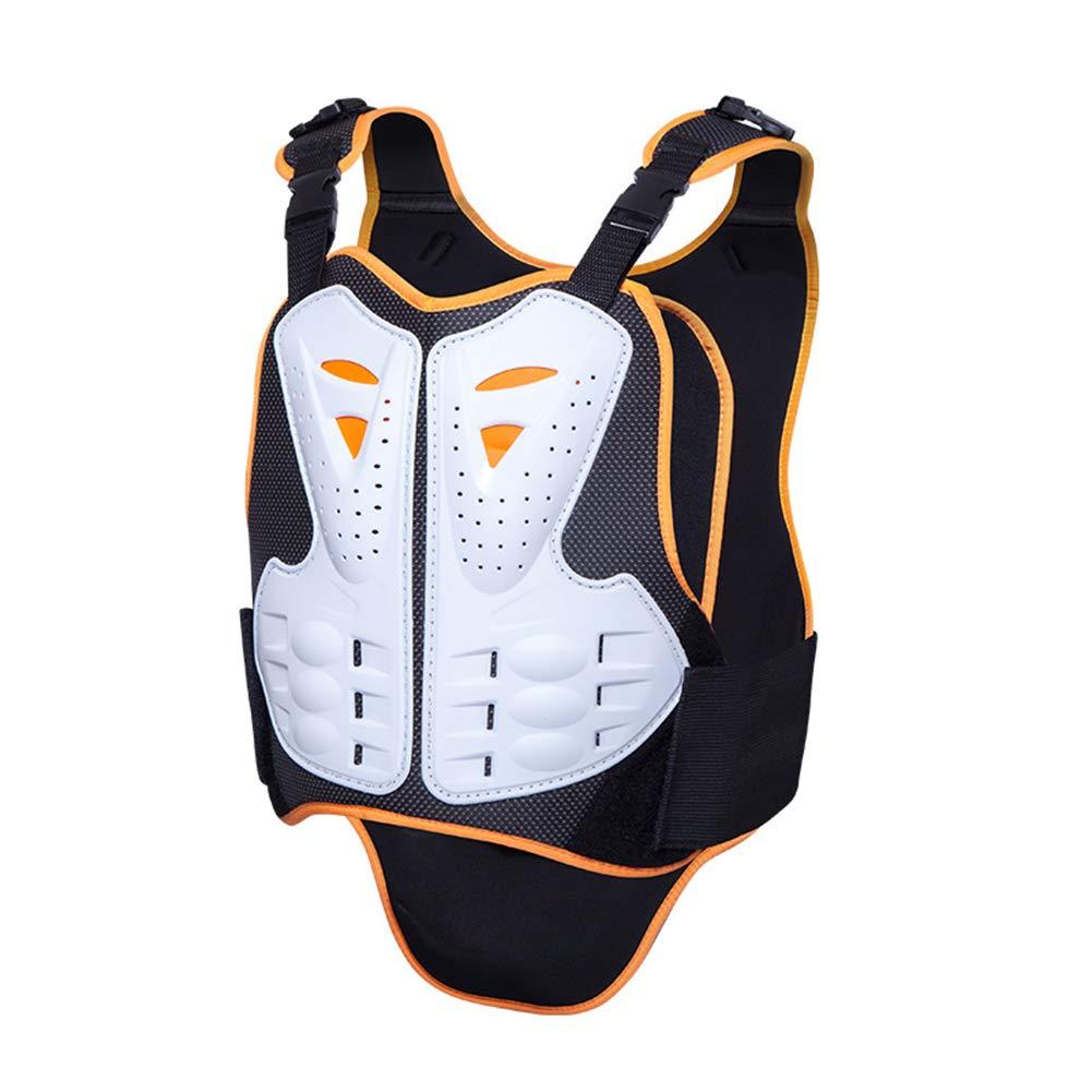 TZTED Wirbelsäule Brustpanzer Schutzausrüstung Radfahren Motorrad WesteSkifahren Ganzkörper-Rüstung mit Brust und Rücken Schutz