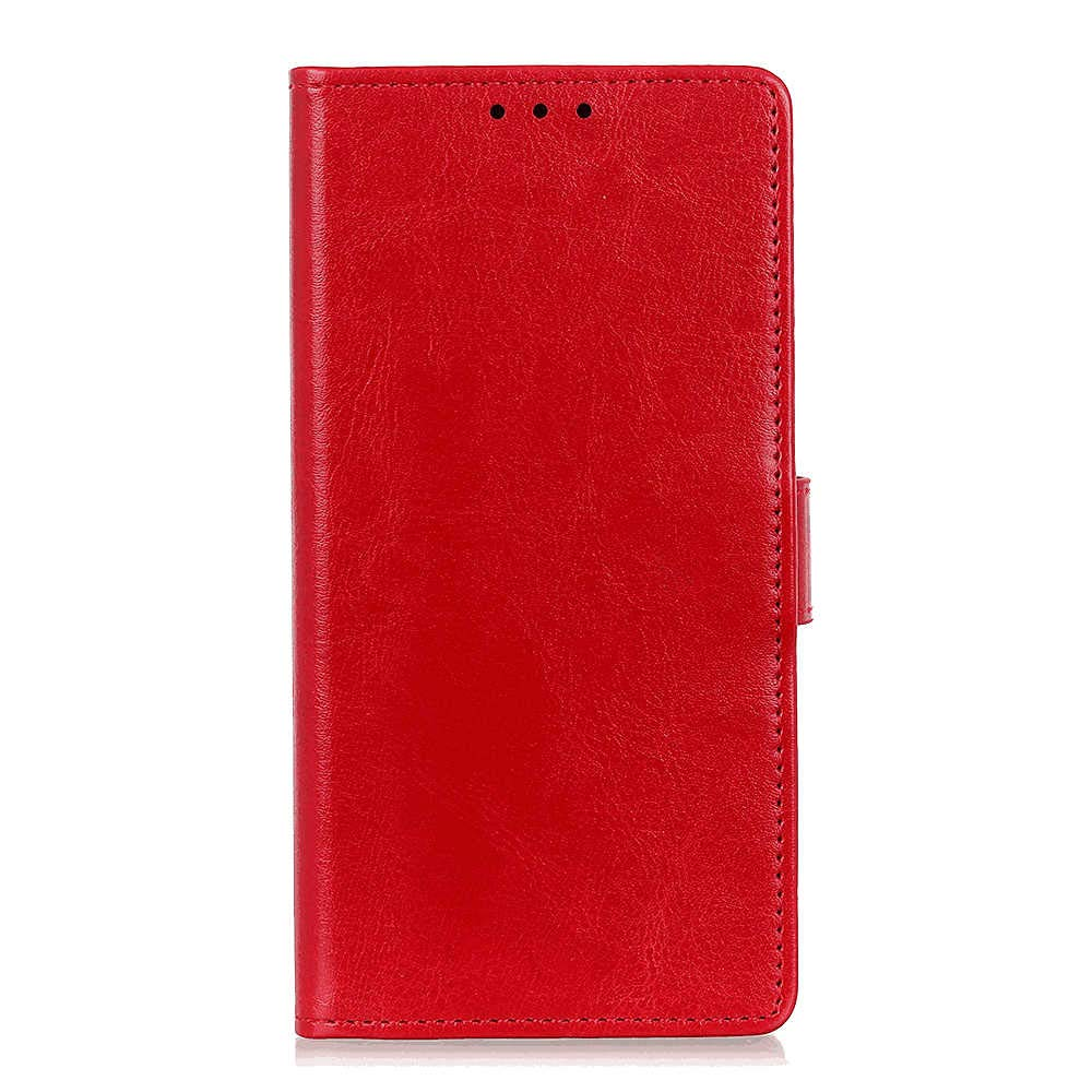 White Wallet Case for Samsung Galaxy S9 PU Leather Flip Cover Compatible with Samsung Galaxy S9