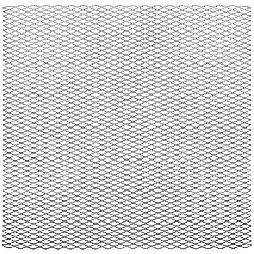 National Hardware N341-545 4076BC Expanded Steel in Plain Steel, 3 pack - Expanded Metal Mesh