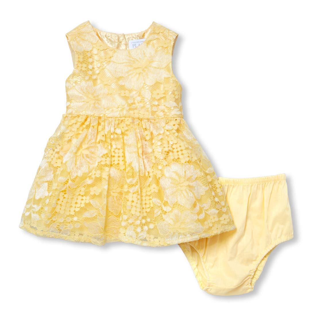 The Childrens Place Baby Girls Novelty Printed Dress