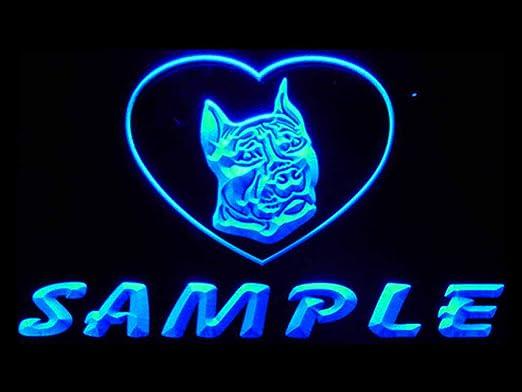 ADVPRO - Cartel Personalizado para casa de Perro con diseño ...
