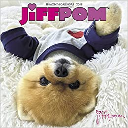 Jiffpom 2017 Wall Calendar Download