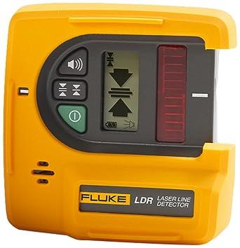 fluke-180lr sistema Detector de láser de línea con LDR, rojo