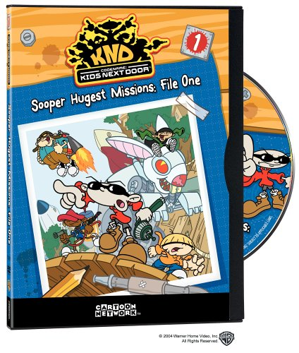 Codename Kids Next Door - Sooper Hugest Missions File One