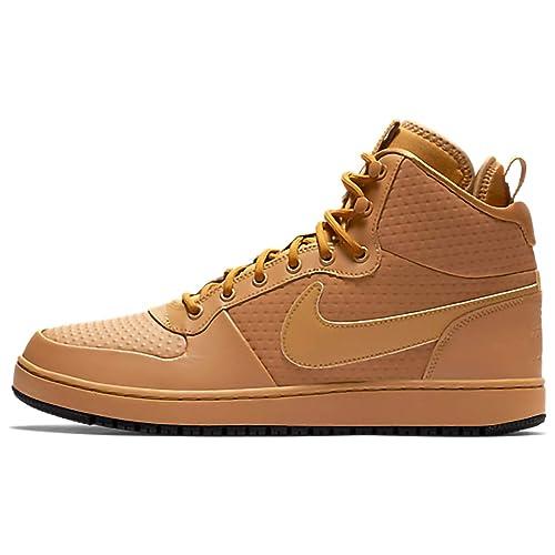 Amazon.com   NIKE Men s Ebernon Mid Winter Sneakers   Fashion Sneakers 8afd635ff0