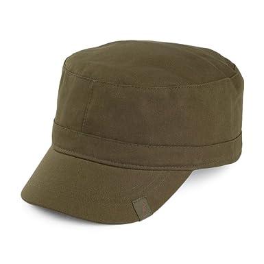 Gorra militar de algodón de Kangol - Oliva - Large/X-Large: Amazon ...