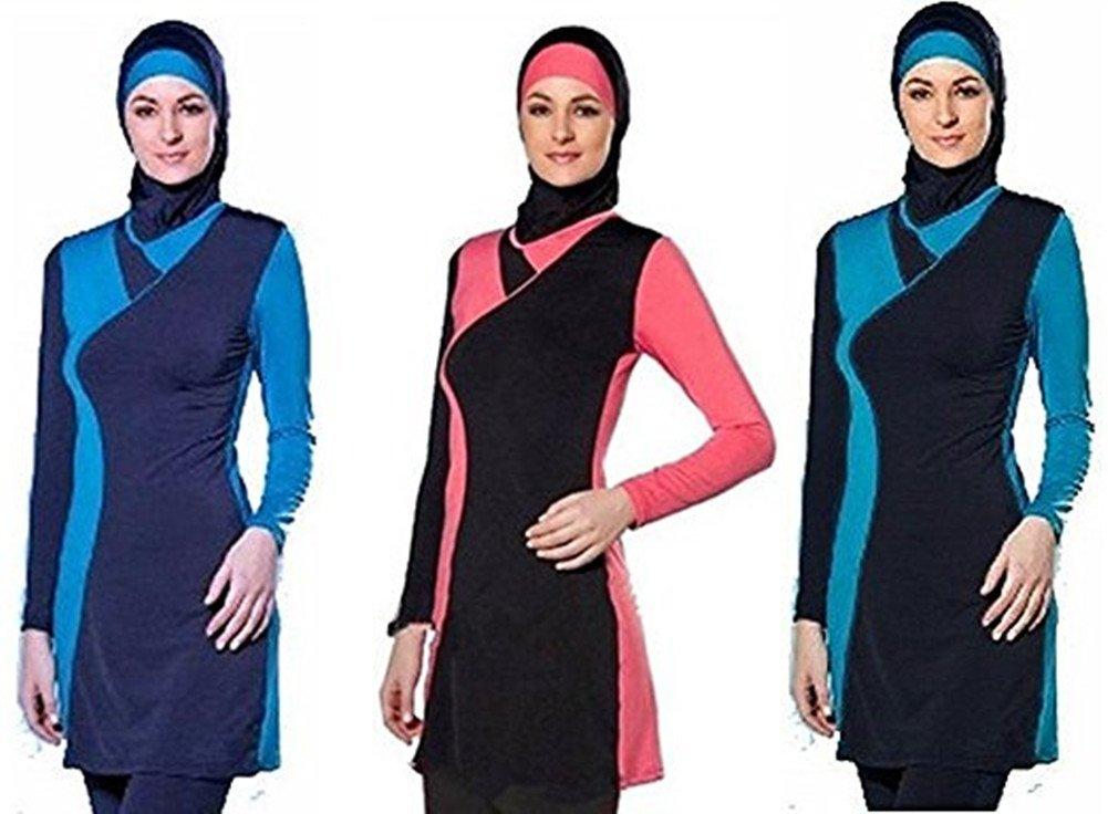 Burkini avec hijab mode