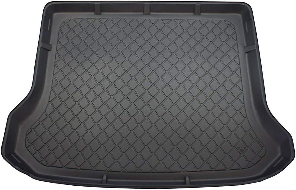 Tapis de sol sur mesure pour 1199166210011 set de 4 tapis de voiture noir