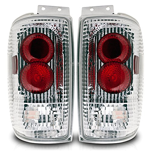 02 Clear Tail Light - 3
