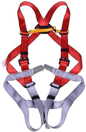 YDXYZ Cinturones de Seguridad Adulto Ligero Escalada ...
