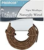 40 Feet of Vine Wrapped Rustic Feel Craft Wire by Darice