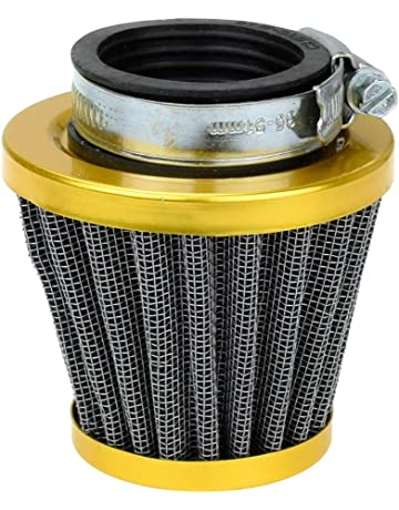 38mm Golden Air Filter Intake Induction Kit for gy6 49cc 50cc Tao Tao 50 ATM Thunder