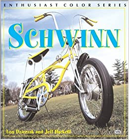 Book Schwinn (Enthusiast Color)