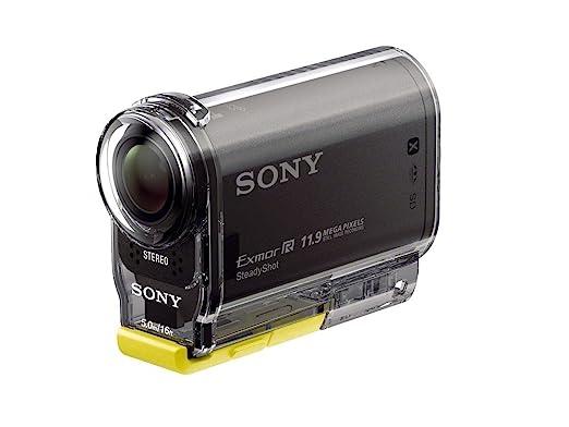 10 opinioni per SONY Action Cam HDR-AS30V- Videocamera sportiva + Custodia impermeabile SPK+As2