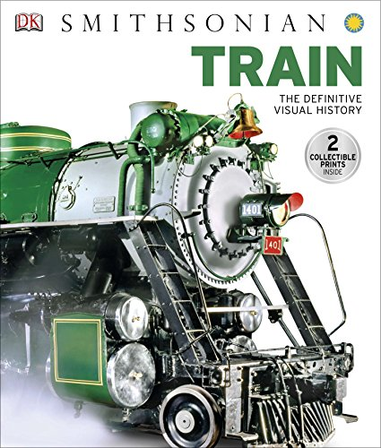 - Train: The Definitive Visual History