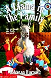 A Llama in the Family, Johanna Hurwitz, 0590544241