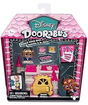 Film- & TV-Spielzeug DISNEY DOORABLES Beauty and the Beast Wardrobe