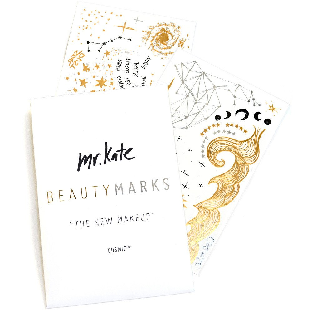 "BeautyMarks ""The New Makeup"" - Cosmic"
