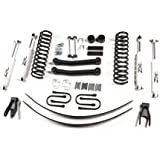 "Jeep Cherokee XJ 4.5"" Full Suspension Lift Kit Zone Offroad Top Rated! (Dana Rear End Only) Item #J9"