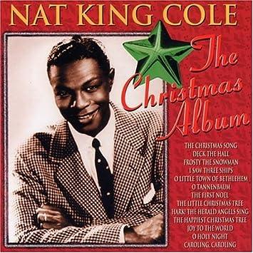 Nat King Cole Christmas Album.Christmas Album