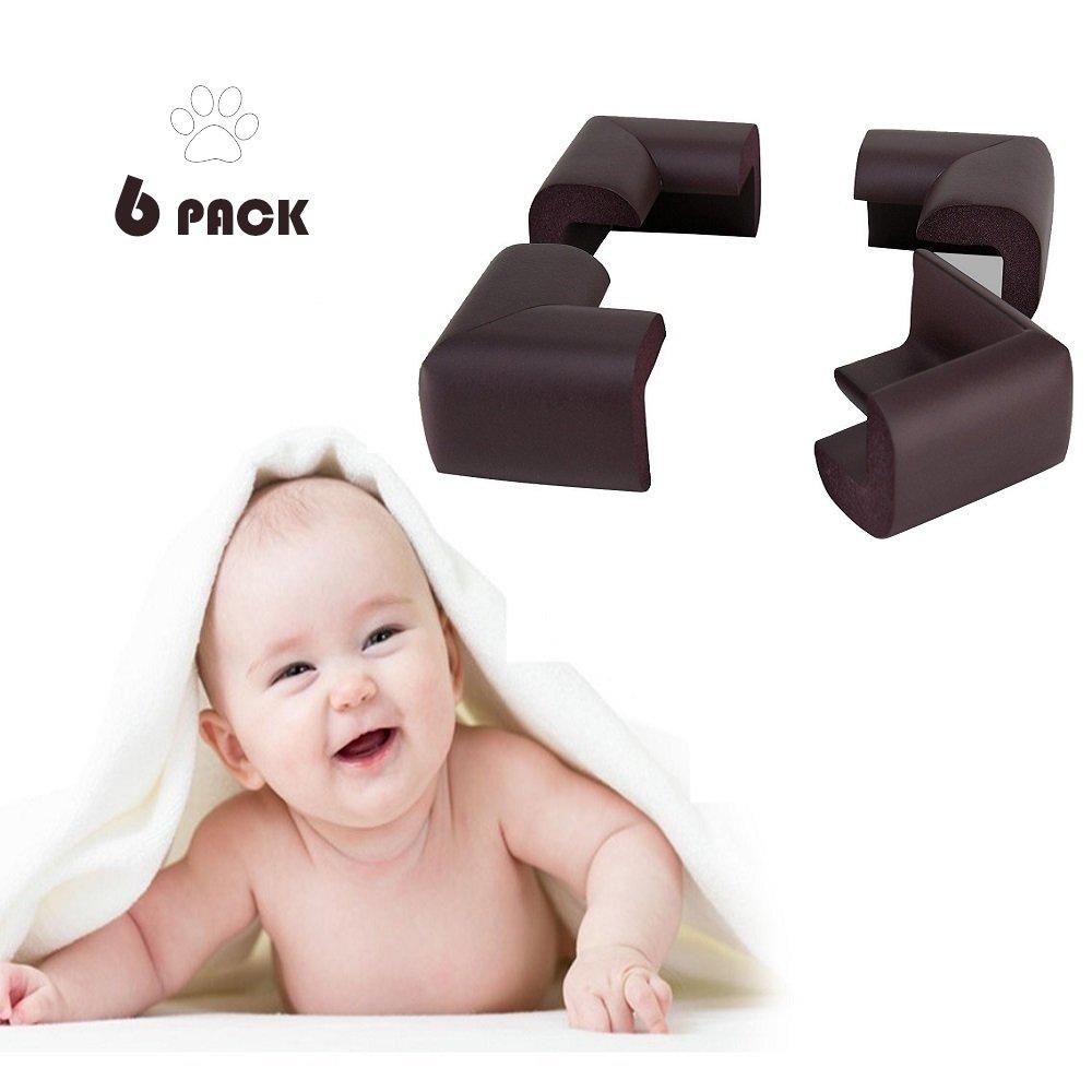 ShineU 1 Pack Fan Guard Net Cover Kid Finger Protector, 6 Pack Baby Safety Adjustable Locks Child Proof Cabinets, 6 Pack Safe Corner Guards Safety Bumper for Child Corner Protectors