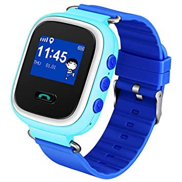 JingJingQi Reloj Inteligente 2019 New Children Baby Smart Watch ...