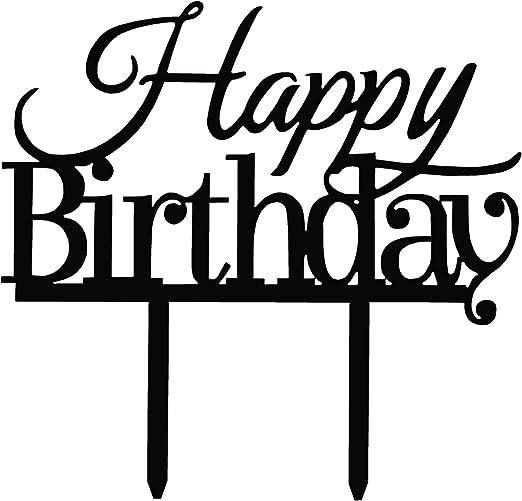Amazon.com: Tarta de cumpleaños, recién nacido bebé Niños ...