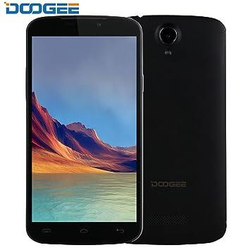 """Moviles Libres Baratos, DOOGEE X6S 4G Móviles y Smartphones Libres, 5.5"""" HD IPS"""
