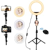 Deals on IUNUSI 12-inch Selfie Ring Light with Stand