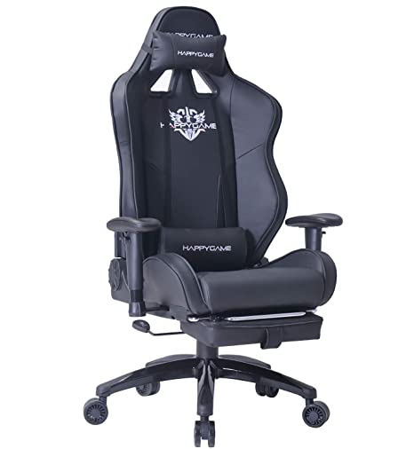 Amazon.com: HAPPYGAME - Silla de gaming de gran tamaño con ...