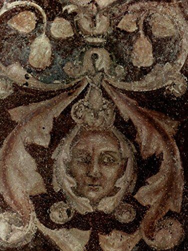 Lais Jigsaw Giotto di Bondone - Fresco Cycle in The Peruzzi Chapel, Santa Croce in Florence, Ornament, Detail 1000 Pieces
