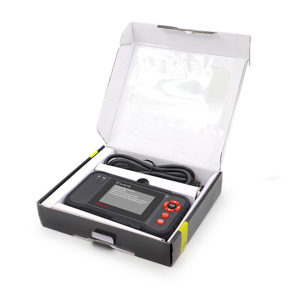 LAUNCH X-431 Creader VIII Autodiagnosi auto multi marche Strumenti diagnostici per motore OBD-II