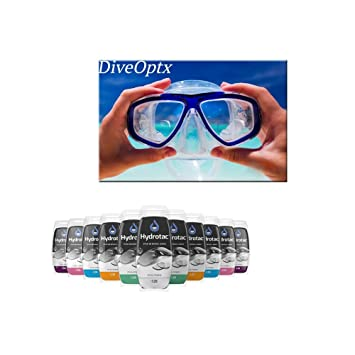 f460ca7d97 Scubapro OPTX 20 20 - Optical Lenses to stick  Amazon.co.uk  Sports ...