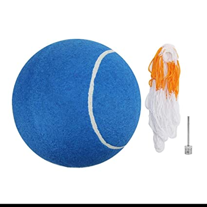 Alomejor Pelota de Tenis Pet Ball Gigante Pelota de Tenis para ...