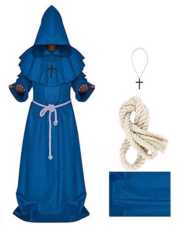 Amazon.com: Disfraz de pastor de 5 colores para cosplay ...