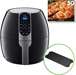 GoWISE USA 5-Quart Air Fryer – Best Air Fryer for The Money