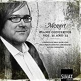 Mozart: Piano Concertos 21 & 22