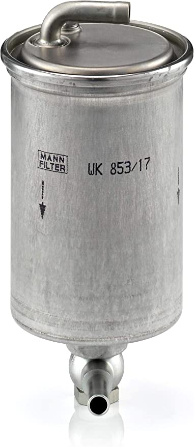 MANN-FILTER WK 853//17 Original Filtro de Combustible Para autom/óviles