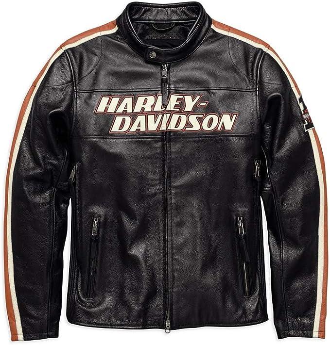 Harley Davidson Lederjacke Torque Bekleidung