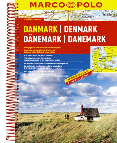 denmark-marco-polo-road-atlas