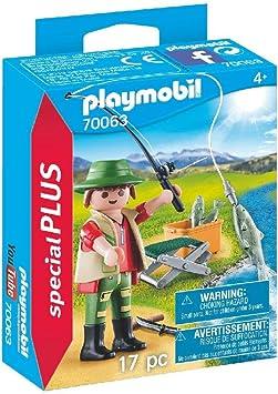 Playmobil Special Plus Angler mit Zubehör 70063 neu /& OVP
