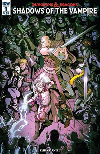 Dungeons & Dragons (2nd Series) #1 VF/NM ; IDW comic book