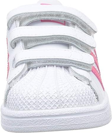adidas Superstar CF I, Zapatillas de Gimnasia Unisex Niños
